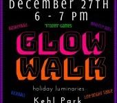 Holiday Glow Walk