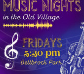 Music Nights in the Old Village