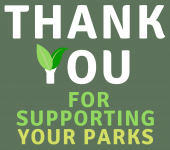 Thank You for Supporting Your Parks