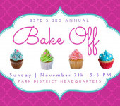 3rd Annual Bake Off!