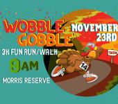 Wobble Gobble 3K Fun Run/Walk
