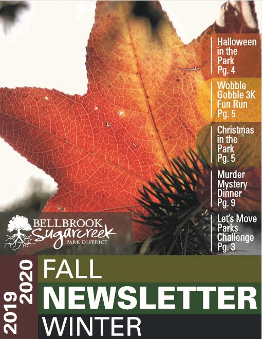 Bellbrook Halloween 2020 Park Newsletter | Bellbrook Sugarcreek Parks District